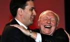 Neil Kinnock Ed Miliband