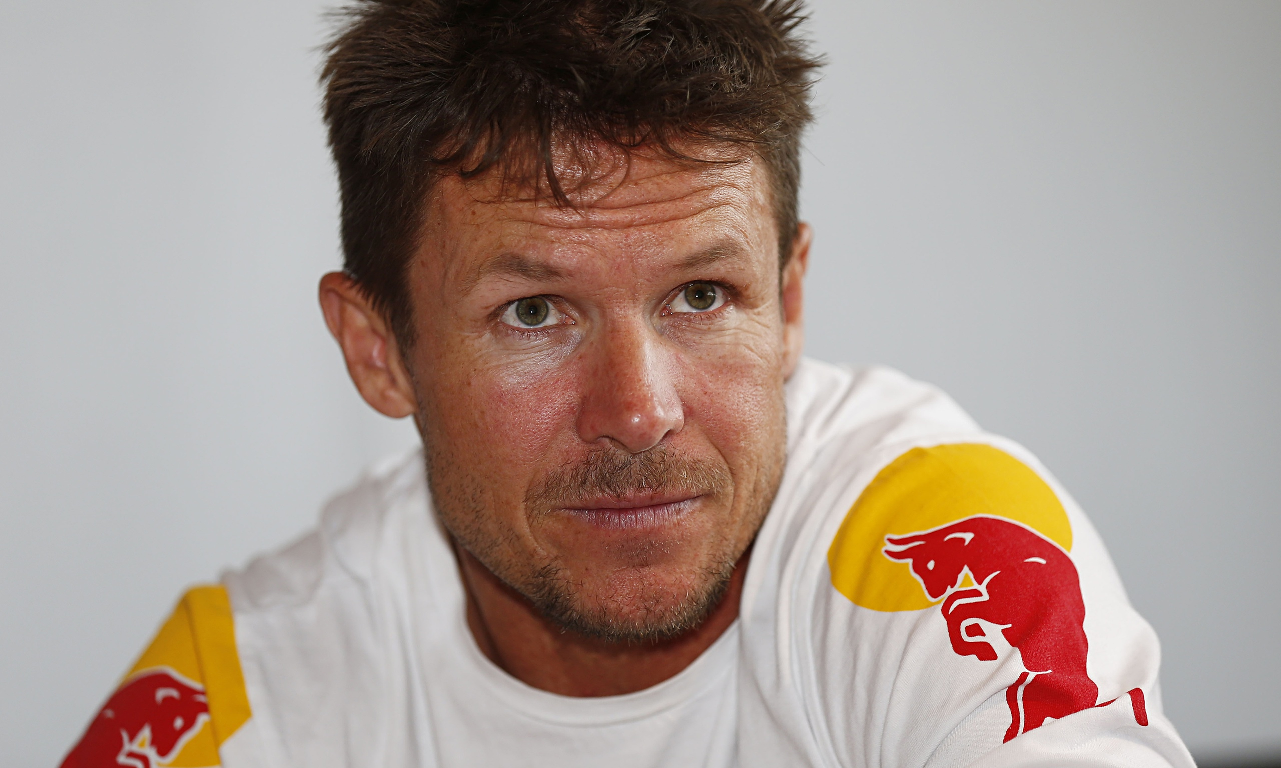 Skydiver Felix Baumgartner jumps behind the wheel at Nürburgring 24 | Sport | The Guardian - Felix-Baumgartner-014