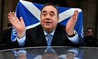 Alex Salmond, Scotland's first minister