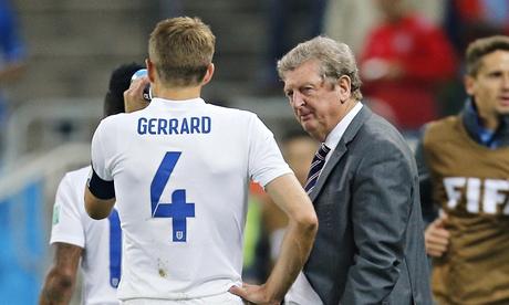 Uruguay v England - FIFA World Cup Brazil 2014 - Group D