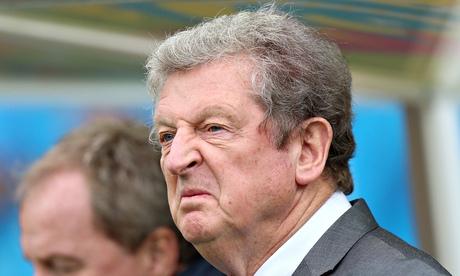 Soccer - Roy Hodgson
