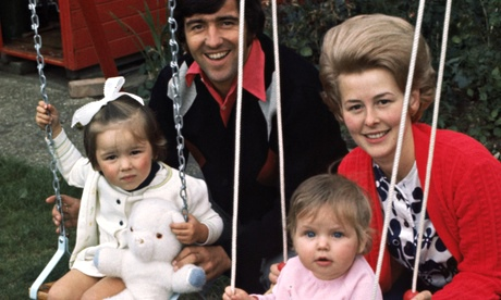 Terry Venables And Family