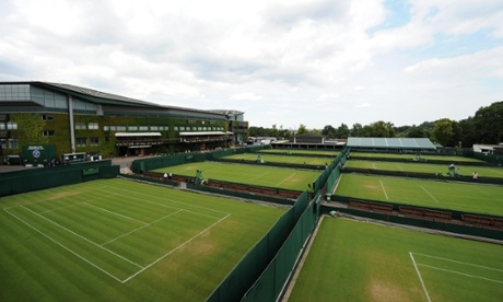 Here we go, then. Day one of Wimbledon 2014.