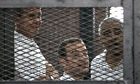 Marriott terror cell trial, Cairo, Egypt - 23 Jun 2014