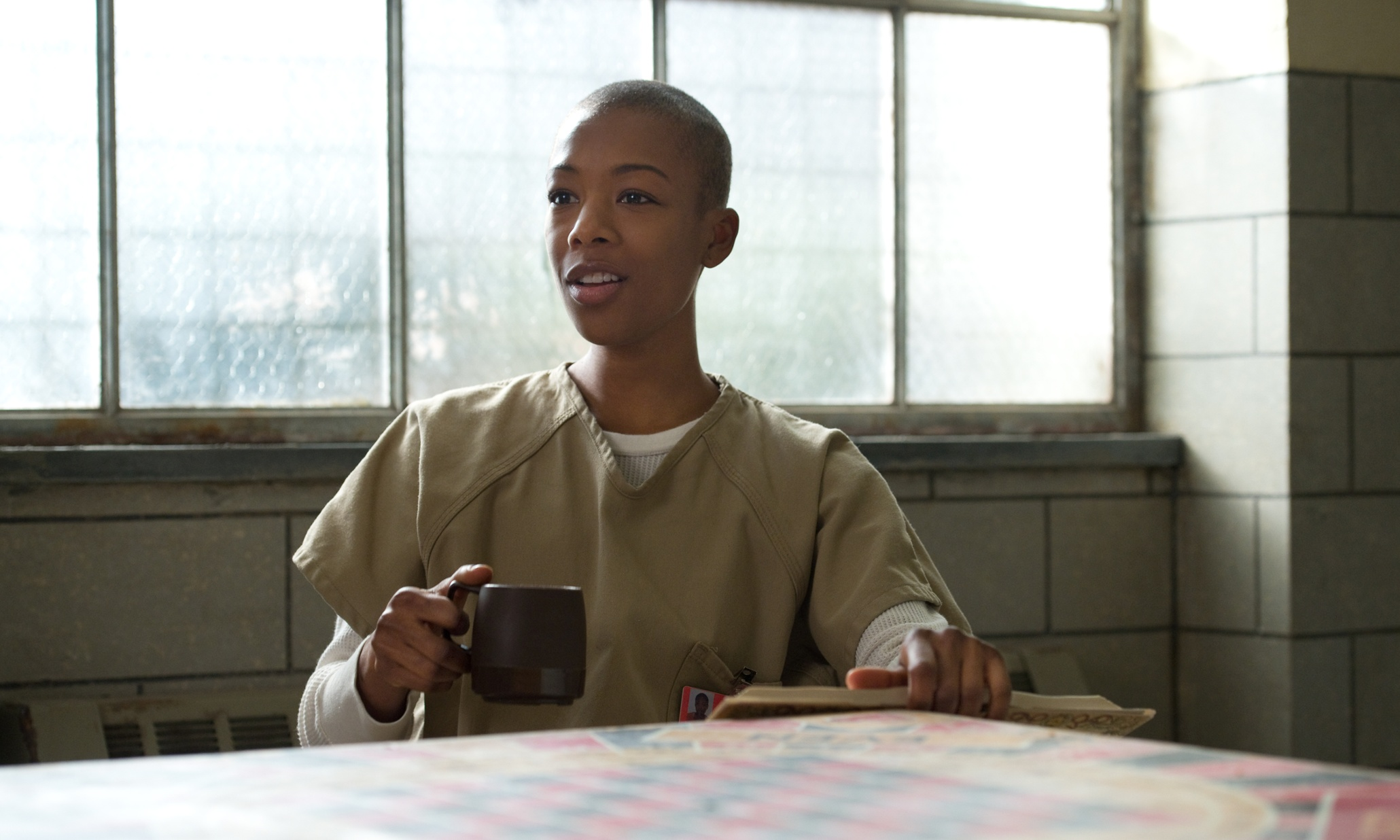 Orange is the New Black's Samira Wiley: 'Prison is not a ...