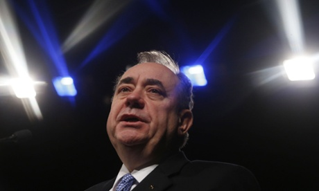 Alex Salmond has agreed to debate the no campaign leader Alistair Darling on television, but continues to play brinkmanship with his opponents. Danny Lawson/PA Wire