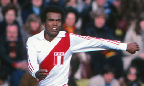 The Seventies pomp of Teofilo Cubillas: tormentor of Brazil, Scotland etc.