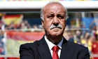 Vicente del Bosque used the mood of the win over Australia to be optimistic over Spain's future