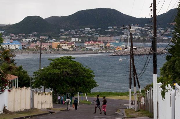 Basseterre, Saint Kitts and Nevis