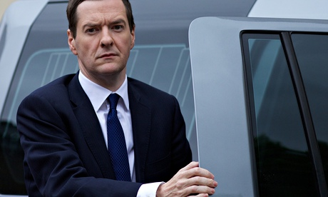George Osborne's Treasury questions took an interesting turn 20 minutes in as phones buzzed