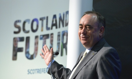 Alex Salmond has been accused of dictating terms to broadcaster STV by refusing to debate the no campaign leader Alistair Darling on television until August, but agreeing to face David Cameron earlier.