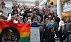 Utah gay marriage rally