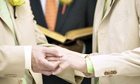 Same-sex couples can convert their civil partnerships into marriages