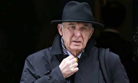 Vince Cable, the business secretary, at 10 Downing Street in March 2014.