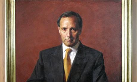 The Hon. Paul Keating (offical portrait)