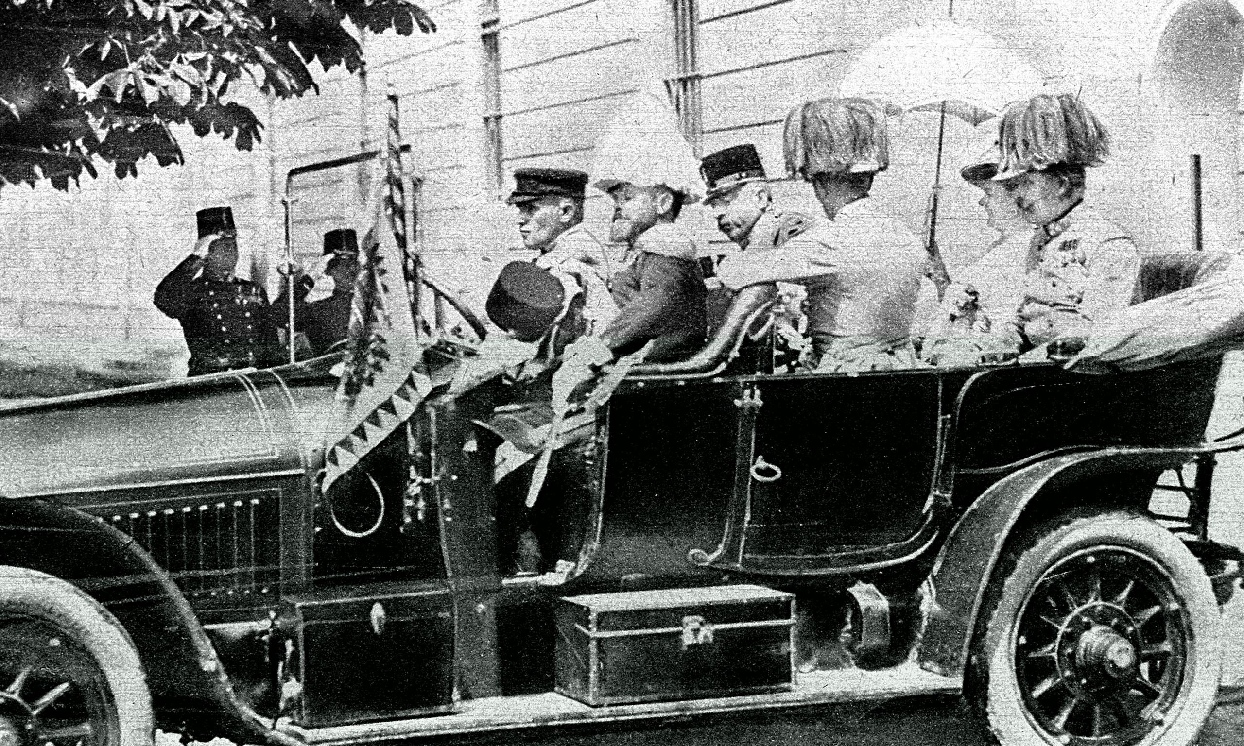 an analysis of the assassination of francis ferdinand background It was the most famous too, since the murder of archduke franz  ranks as one of  the worst failures of intelligence analysis in all history.