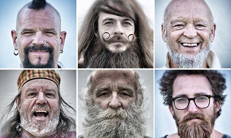 Beard composite