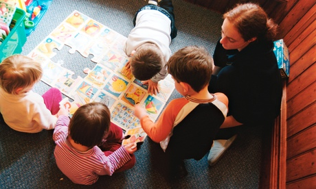IPPR calls for all families to receive help with childcare costs