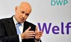 Welfare reform duncan smith