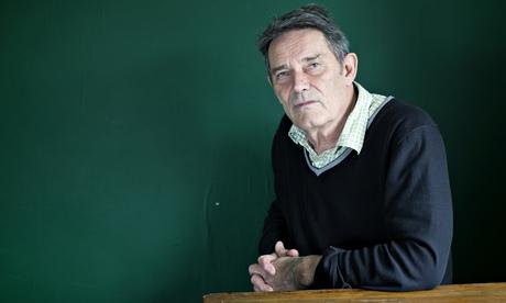 John Barker. Photograph: Graeme Robertson