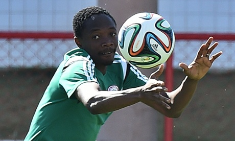 Ahmed Musa: the new James Rodriguez?