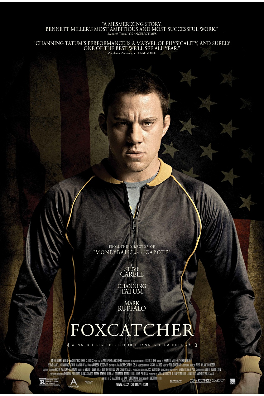 Full Movie Foxcatcher Streaming In HD