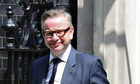 Michael Gove at No 10