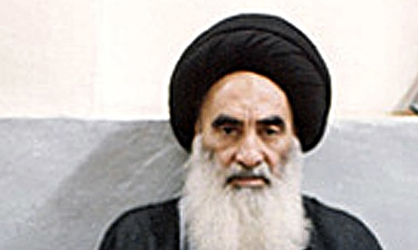 Ayatollah Ali al-Sistani: no sectarian?