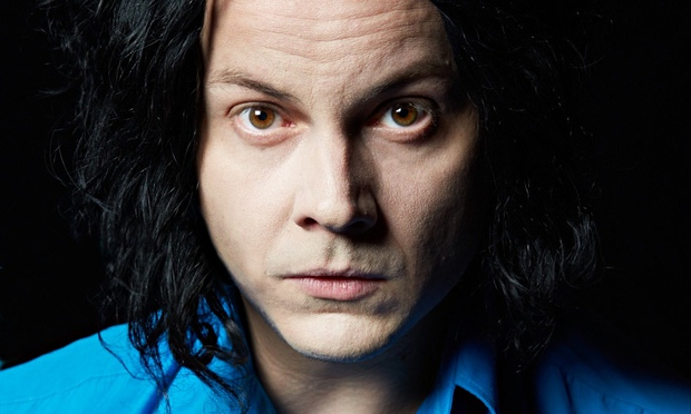 The 43-year old son of father Gorman and mother Teresa , 188 cm tall Jack White in 2018 photo