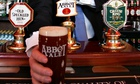 Pint of ale