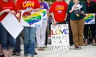 Oregon marriage ban rejected