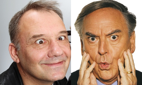 Bob Mortimer and Bob Monkhouse