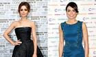 Cheryl Cole and Christine Bleakley