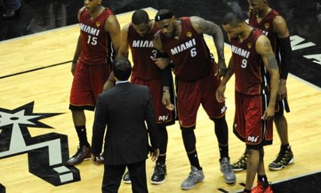 LeBron James injury