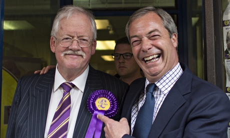 Roger Helmer: Voters Go To Polls In Newark By-Election