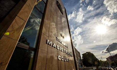 Thames Magistrate Court, Bow Road