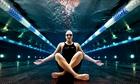 Olympic swimming champion Rebecca Adlington
