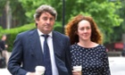 Rebekah and Charlie Brooks: Rupert Murdoch funded thei