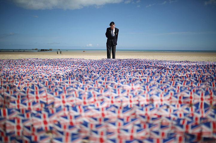20 Photos: Preparation Ahead Of The 70th Anniversary Of D-Day