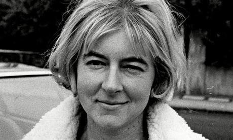 Rosemary Tonks in 1969.