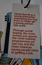 Circle Sports label