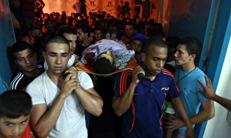 West Bank: Hamas member shot dead