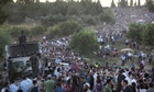 Israeli teenagers buried as Binyamin Netanyahu declares 'day or mourning'