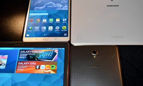 Samsung Tab S review
