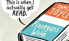 Stephen Collins on holiday reading 12 July 2014