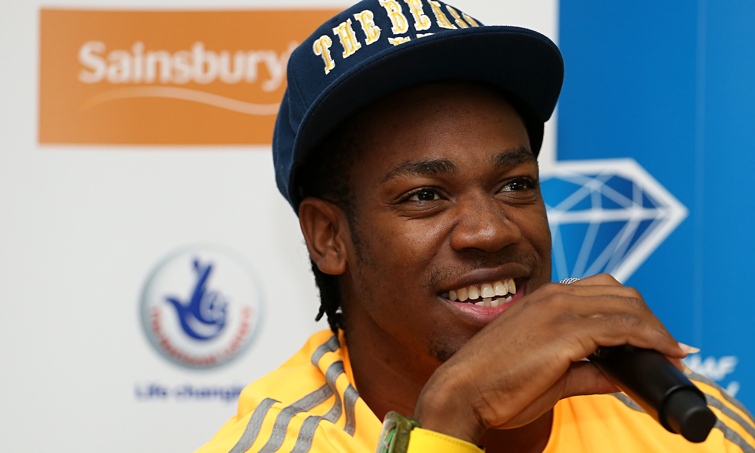 Yohan Blake drops out in blow to Commonwealth Games' credibility | Sport | The Guardian