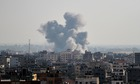 Palestinian death toll rises as Israel escalates aerial assault on Gaza