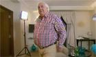 Clive Palmer walks out of tv interview