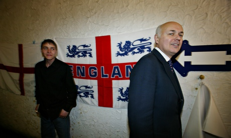 Iain Duncan Smith, the work and pensions secretary, has lost a third of his local Tory party members