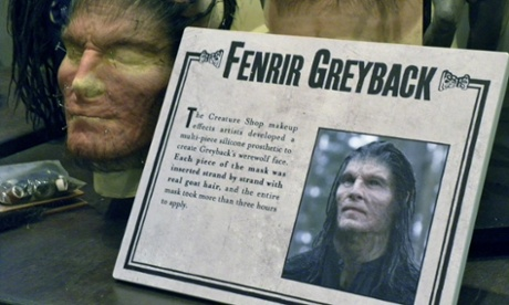 Fenrir Greyback character.